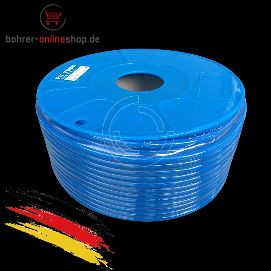 200m pneumatico tubo aria (PU poliuretano) Ø 2,5x4mm