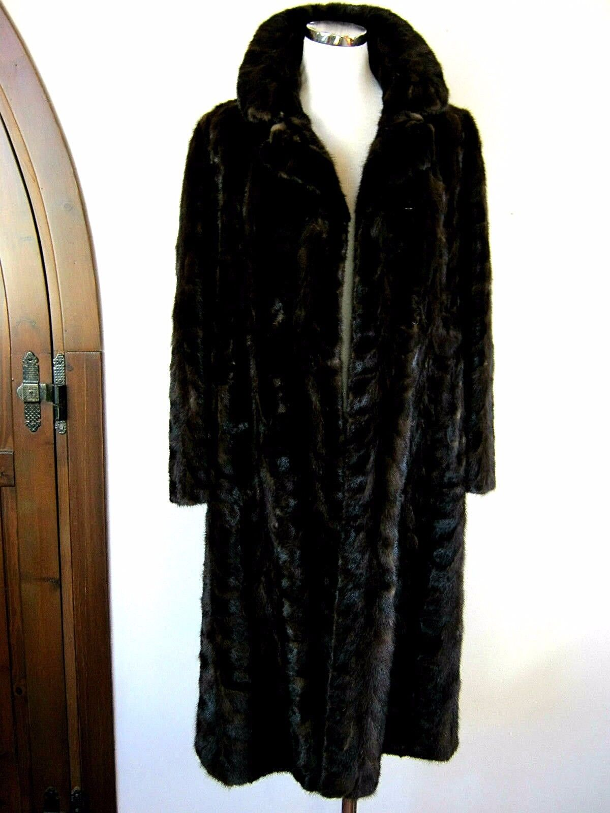 Alexandre  Bolomey VISONE MINK TG 42 Dimensione S COME NUOVO AS A NEW  Real Fur
