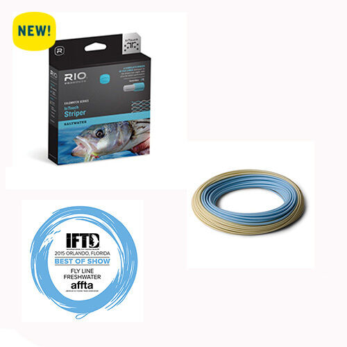 Rio InTouch Striper Fly Line  Floating, with gratuito Shipping
