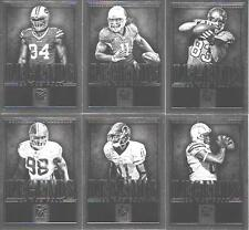 2014 ELITE LEGENDS OF THE FALL (6) CARD LOT SEE LIST & SCAN FREE COMBINED S/H