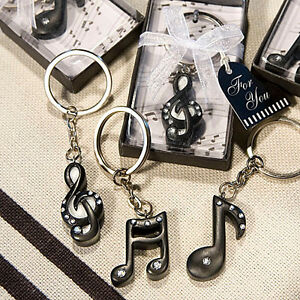 image is loading 25 music notes key chain bridal shower wedding
