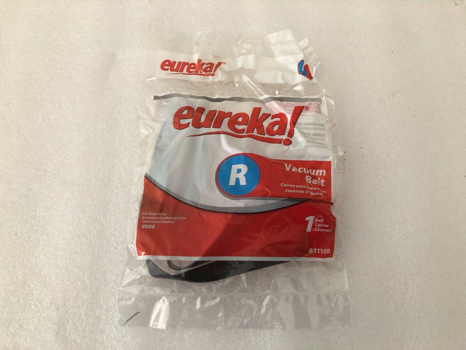 Vacuum Belt Eureka R 4800 Series #65110A 1 In Pkg