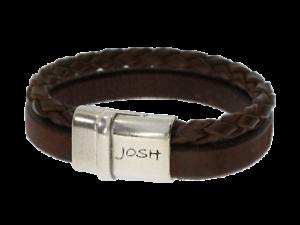 Zweiteiliges-Lederarmband-von-JOSH-9110