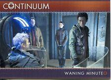 Continuum Season 3 Gold Parallel Base Card #CH14 Jasmine Garza
