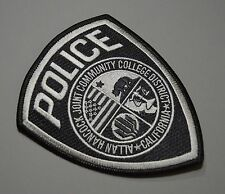Allan Hancock College California Police Patch ++ San Luis Obispo County CA