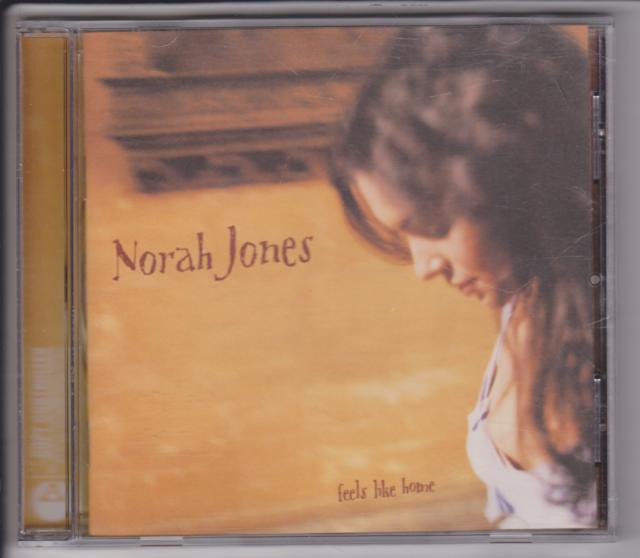 Feels Like Home by Norah Jones (CD, EMI)