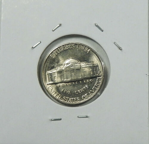 Free Shipping 1953-S  Jefferson Nickel  Uncirculated