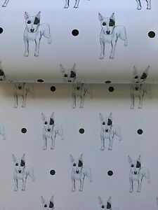 English Bull Terrier Wrapping Paper Gift Wrap For English Bull Terrier Lovers - LINCOLN, Lincolnshire, United Kingdom - English Bull Terrier Wrapping Paper Gift Wrap For English Bull Terrier Lovers - LINCOLN, Lincolnshire, United Kingdom