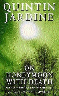 1 of 1 - On Honeymoon with Death by Quintin Jardine Small SC 20% Bulk Book Discount