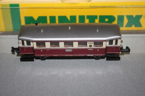 Minitrix 12095 Beiwagen VB 140 235 3.Klasse DRG Spur N OVP
