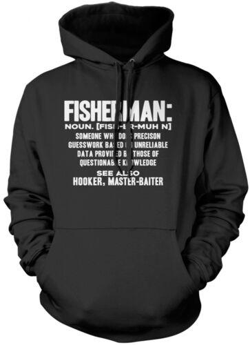 Pêcheur-Peche Carpe Cadeau Unisexe Sweat à capuche