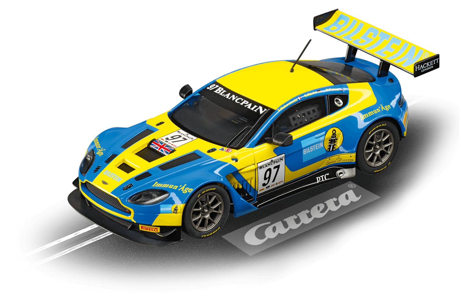 TOP Tuning Carrera Digital 132 - Aston Martin V12 Vantage  Bilstein  wie 30676