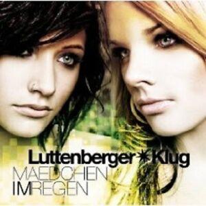 LUTTENBERGER-KLUG-034-MADCHEN-IM-REGEN-034-CD-NEU