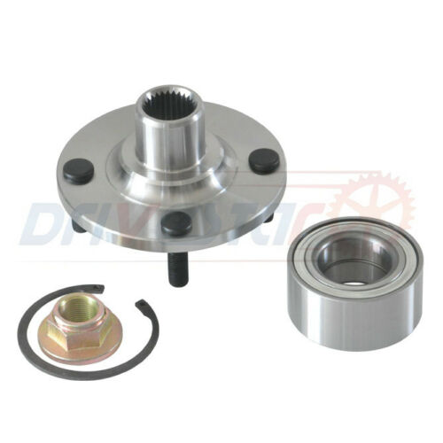 Premium Quality BR930511K Front Wheel Hub /& Bearing Assembly Lifetime Warranty