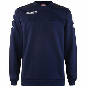 Kappa Fleece Sweater Man KAPPA4SOCCER BOUP Soccer sport Jumper