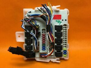 Details about 06-10 NISSAN ARMADA AN IPDM BCM Module FUSEBOX Fuse Box on