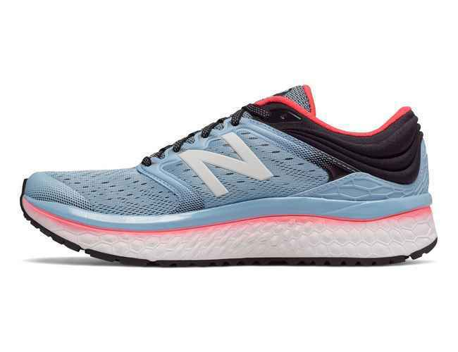 NEW BALANCE W1080 light v8 Damen Laufschuhe Running Schuhe light W1080 Blau hellblau cecfde