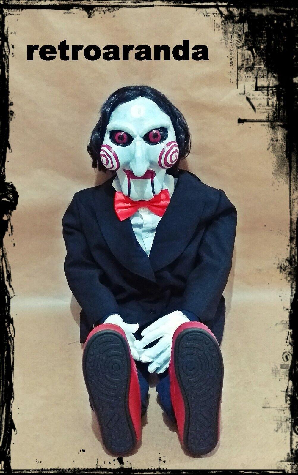 Muñeco Billy - Personaje de la pelicula saw
