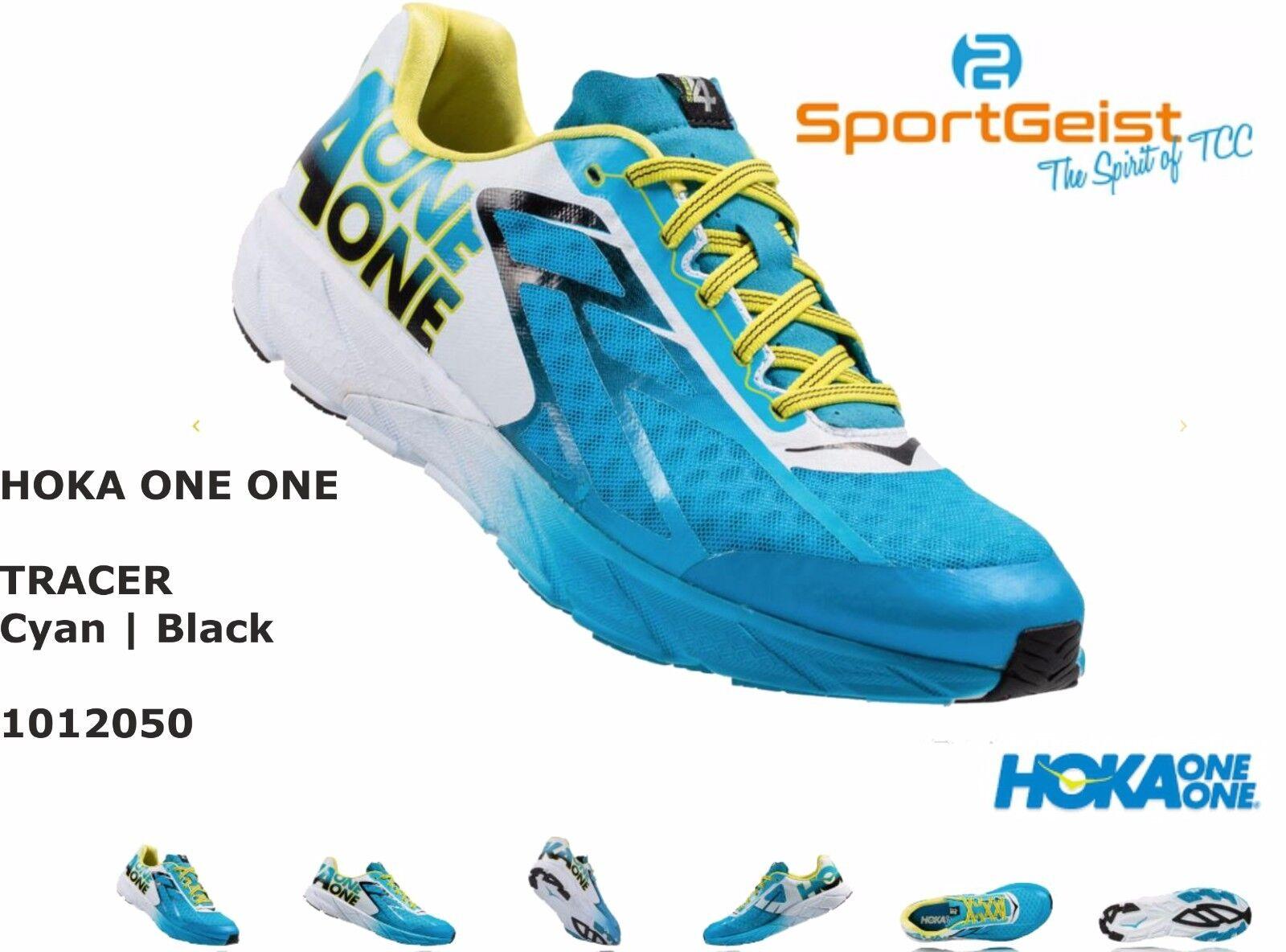 Hoka One One TRACER 1012050 Herren Speedschuh Wettkampf Tempo Gr 40 2/3