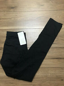 Lululemon-Men-Commission-Pant-Classic-37-034-L-Tall-LM5466T-CSSI-Black-Size-28