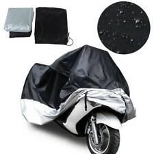 Dust Bike Motorcycle Cover XXXL Waterproof Outdoor Rain UV Protector Motorbike