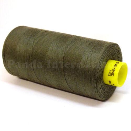 Sewing Color 3693 GUTERMANN Mara 120 100/% POLYESTER THREAD 1094 yard//spool Reg