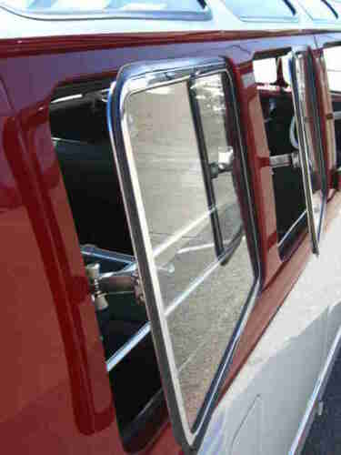 Pop Out Catch for VW Splitscreen popout hinge catch Samba Bus VW LATE AAC121