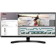 "LG 34"" UltraWide FreeSync IPS Monitor 3440 x 1440 21:9 34UM88C"