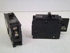 Siemens ITE BQ1B020 20 Amp 120//240 VAC 1 Pole Circuit Breaker BQ SWD TB