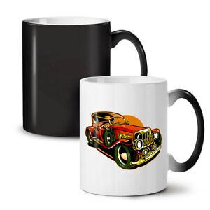 Vintage Car NEW Colour Changing Tea Coffee Mug 11 oz | Wellcoda