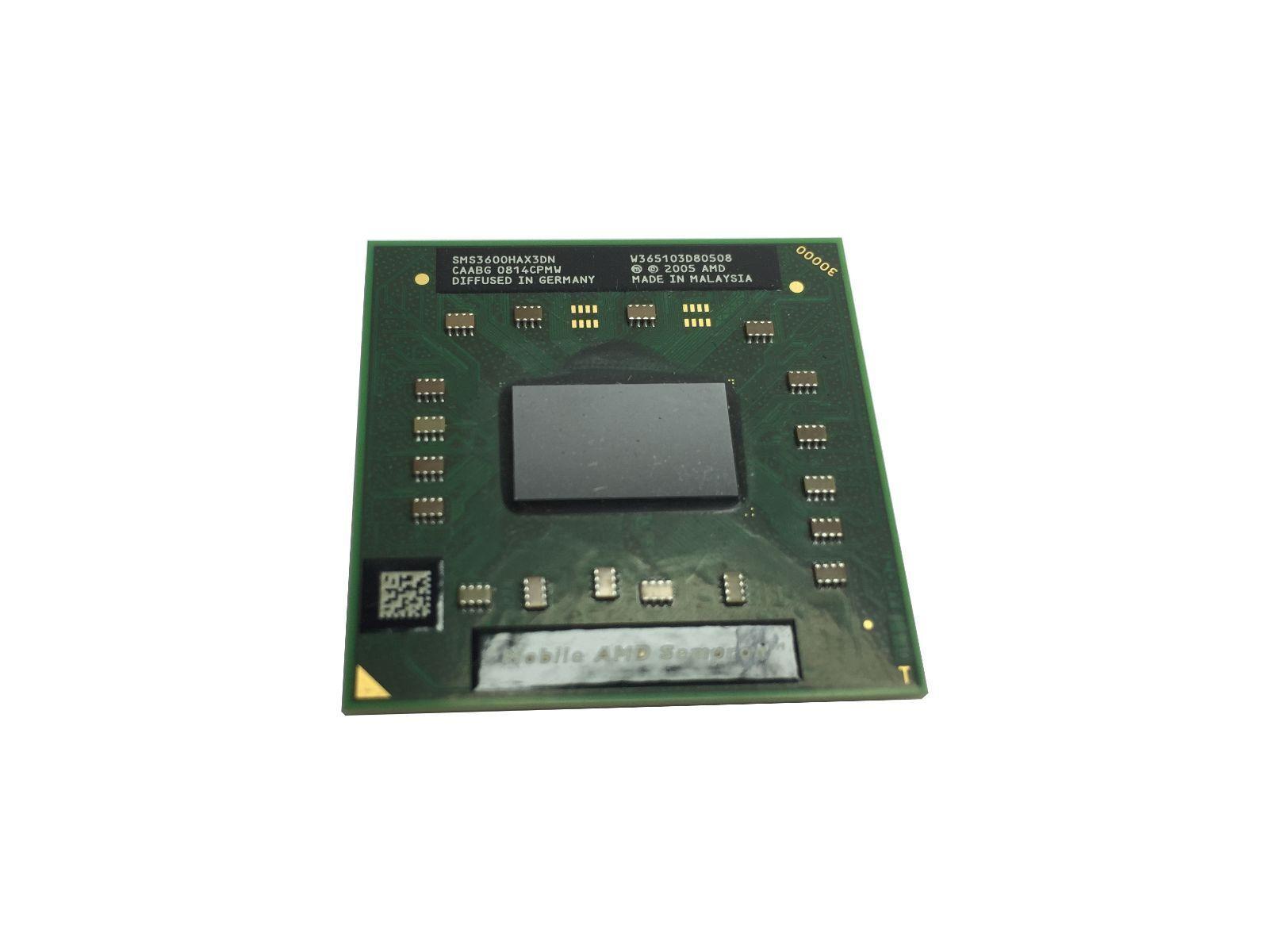 2GHz Mobile Processor AMD Sempron 3600