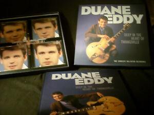 6-CD-BOX-SET-DUANE-EDDY-Deep-in-the-Heart-of-Twangs-72p-Book-BCD16271-1999G