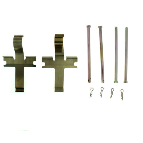 Disc Brake Hardware Kit Front Centric 117.42037 fits 89-96 Nissan 300ZX