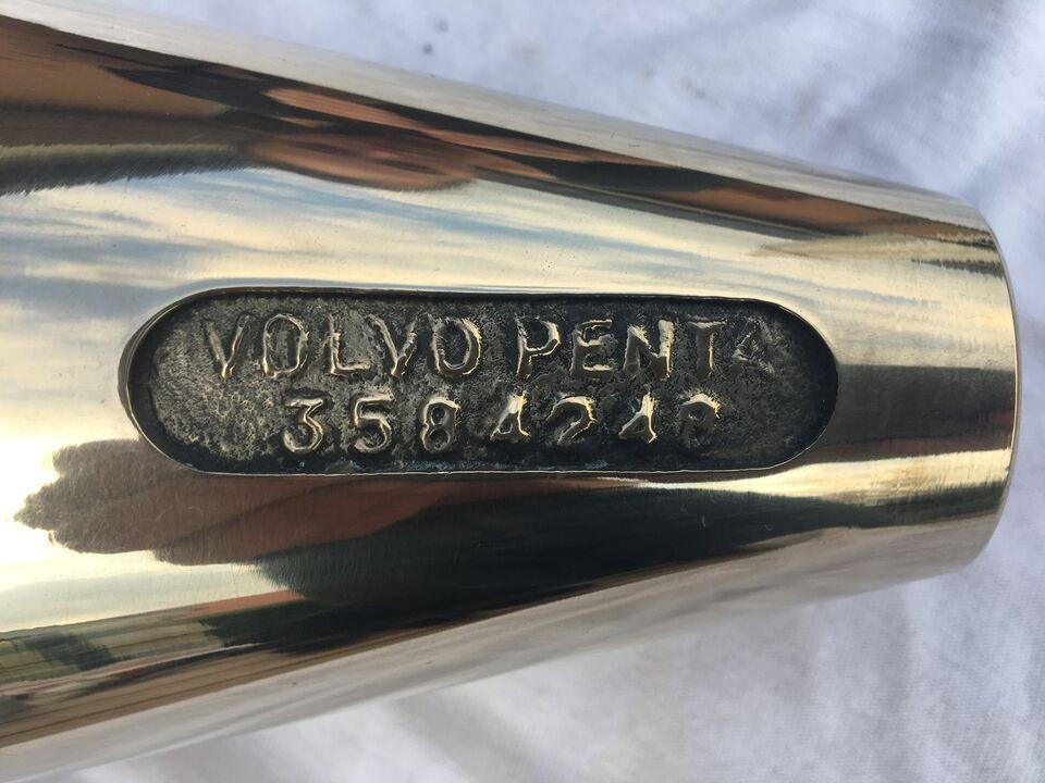 3-bladet bladkit til foldepropel, Volvo Penta....