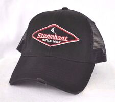 *STEAMBOAT COLORADO* Ski Snowboard Ball cap hat Trucker distressed OURAY