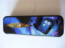 Doctor Who Pencil Case - Metal 2004