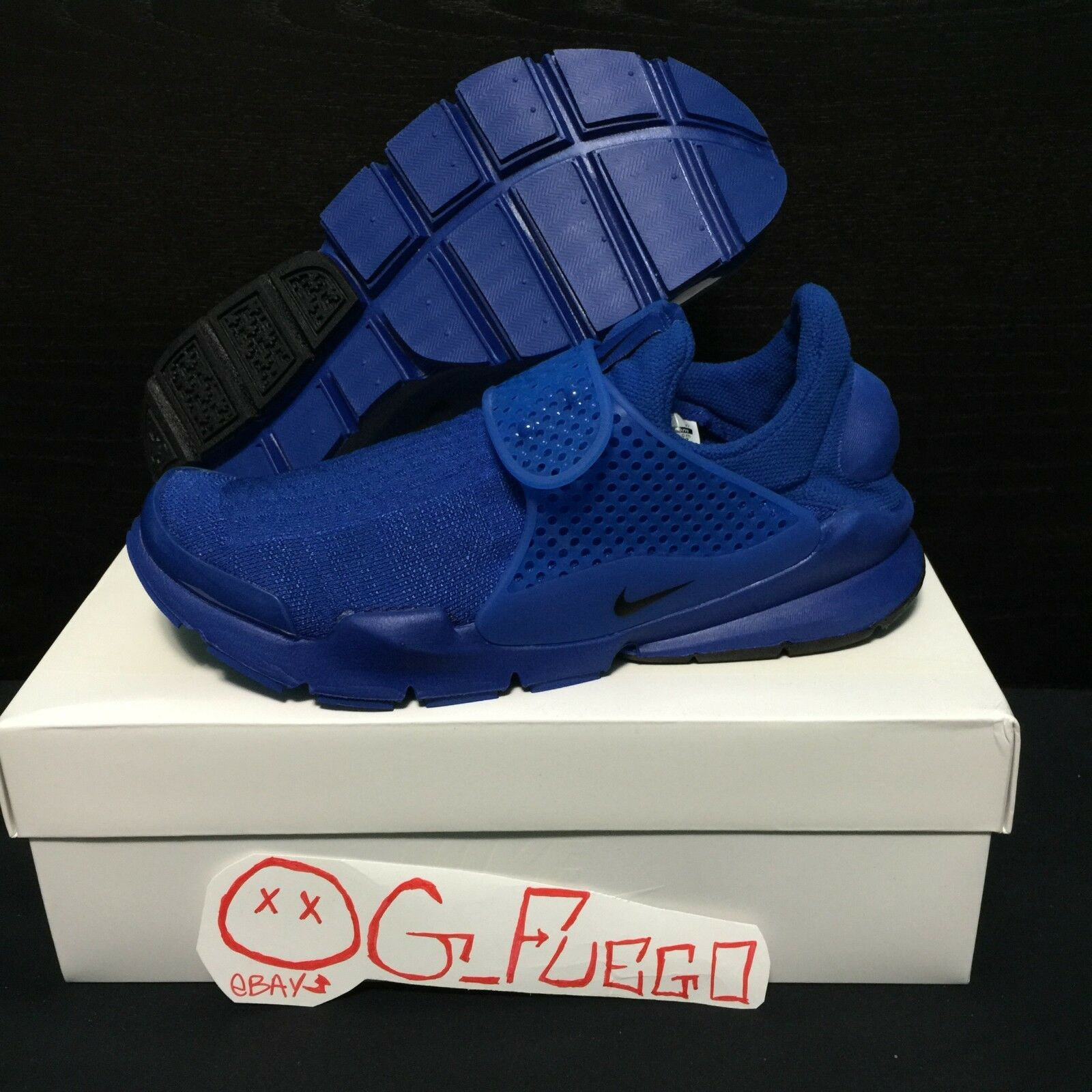 NIKE SOCK DART SP INDEPENDENCE DAY PACK SPORT ROYAL 686058-440 SIZE 9