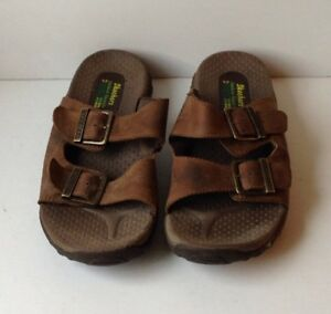 Sandals Lifestyle Size Jammin Brown Outdoor Details 7 Reggae About Skechers Women's 6ygI7vYbf