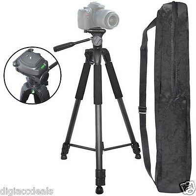 "75"" Tripod Professional  for Canon T1i T2i T3i T4i T5i XTi XSi 50D NO RESERVE"