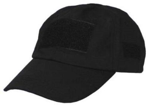 BW PMC US Contractor Einsatz Army ISAF Outdoor Cap Polizei Mütze black schwarz