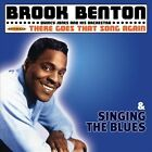 There Goes That Song Again/Singing the Blues by Brook Benton (CD, Sep-2013, Sepia Records)