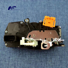 For Cadillac Cts 09 14 Witho Passive Entry Front Left Driver Door Lock Actuator Fits 2010 Cadillac Cts
