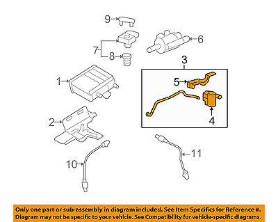 GM OEM-Vapor Canister Purge Valve 23481275