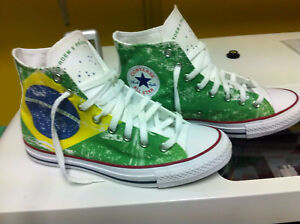 converse all star bandiera