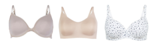 Ex-Marks-and-Spencer-Lace-Padded-Plain-amp-Strapless-Underwired-Bra-38DD-P127