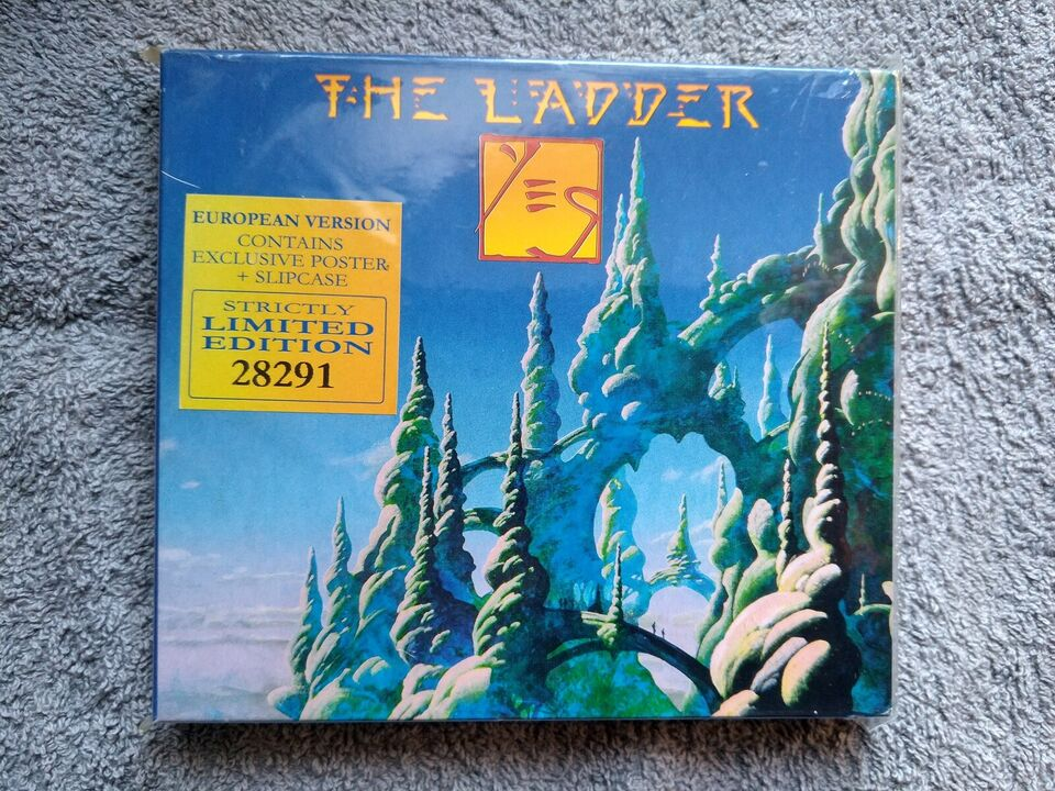 Yes : The Ladder, rock