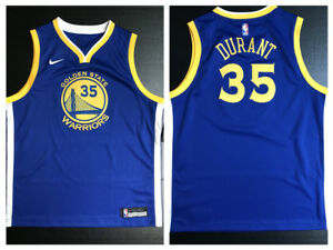a29ba592a80 Image is loading Nike-Golden-State-Warriors-Kevin-Durant-Swingman-Jersey-