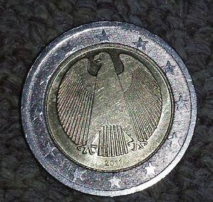 2 Euro Fehlprägung Deutschland 2011 A Spiegelei Beidseitig Ebay