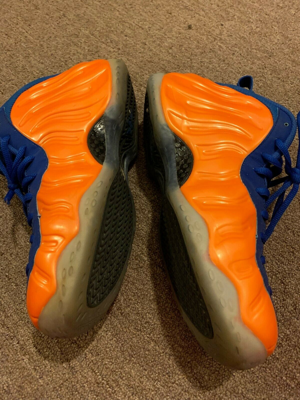 8d75800401e9 Used Used Used orange blueee Nike Foamposites e6a06d - slippers ...