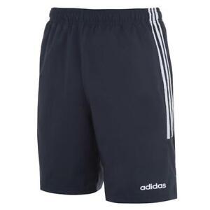 fresh styles better high quality Details zu ✅ ADIDAS SERENO Shorts Herren Trainingshose Sporthose kurze  Fussballhose Blau